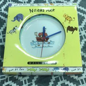 Royal Daulton Noah's Ark Clock